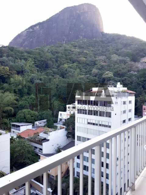 02 - Apartamento Leblon,Rio de Janeiro,RJ À Venda,3 Quartos,170m² - JA41039 - 4