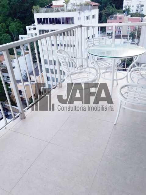 03 - Apartamento Leblon,Rio de Janeiro,RJ À Venda,3 Quartos,170m² - JA41039 - 5