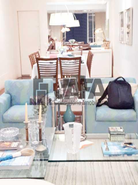 05 - Apartamento Leblon,Rio de Janeiro,RJ À Venda,3 Quartos,170m² - JA41039 - 7