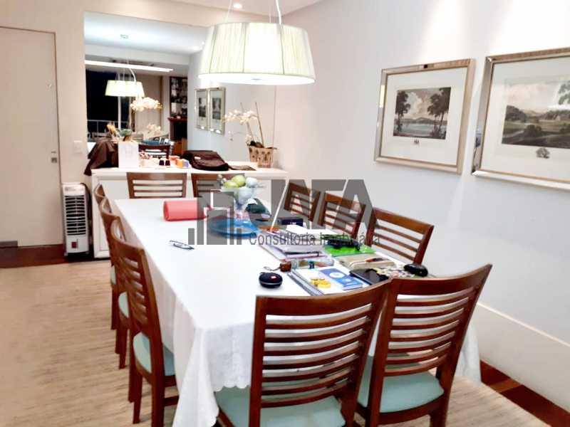 07 - Apartamento Leblon,Rio de Janeiro,RJ À Venda,3 Quartos,170m² - JA41039 - 9