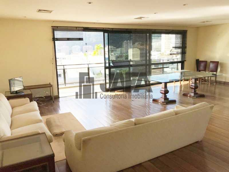 03 - Apartamento Ipanema,Rio de Janeiro,RJ À Venda,5 Quartos,360m² - JA41040 - 4