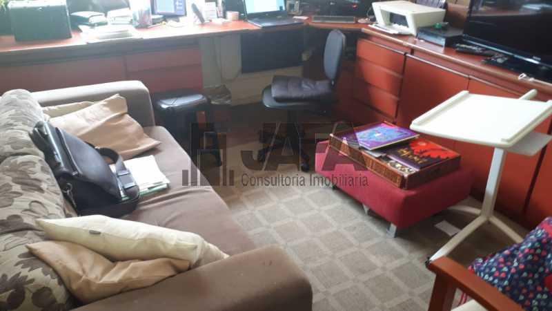 3 - Apartamento 3 quartos à venda Lagoa, Rio de Janeiro - R$ 2.190.000 - JA41044 - 4