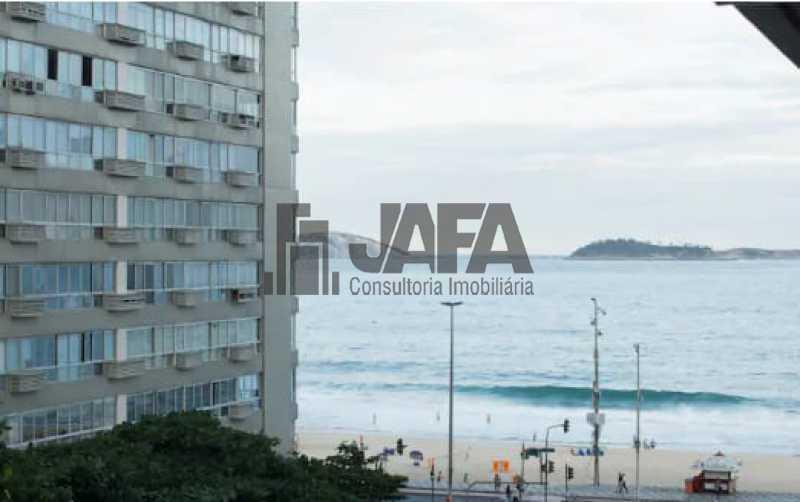 1 - Apartamento 4 quartos à venda Leblon, Rio de Janeiro - R$ 4.200.000 - JA41049 - 1