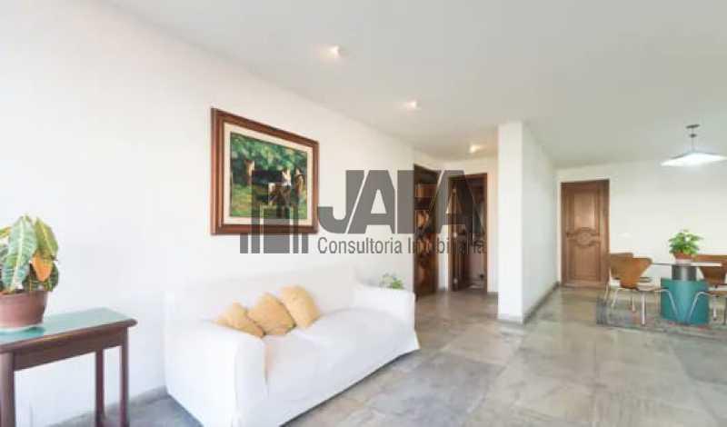 2 - Apartamento 4 quartos à venda Leblon, Rio de Janeiro - R$ 4.200.000 - JA41049 - 3