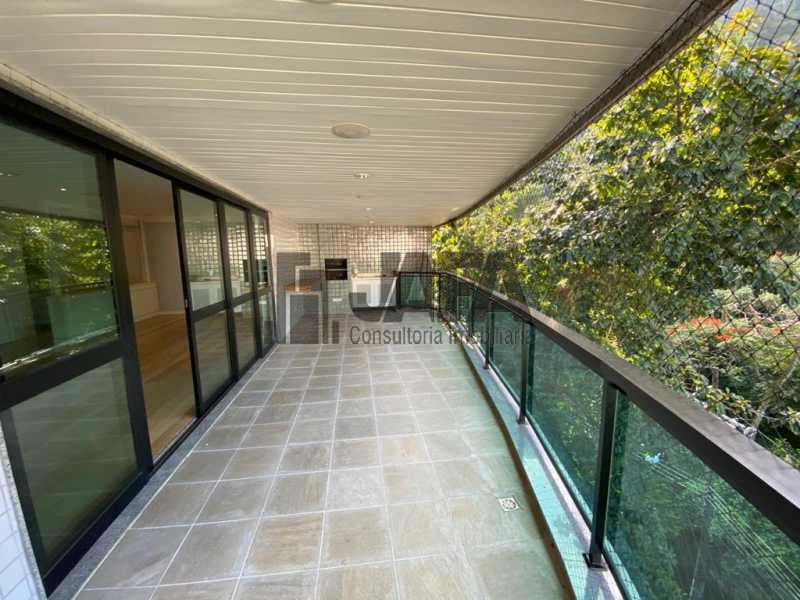 6 - Apartamento Jardim Botânico, Rio de Janeiro, RJ À Venda, 3 Quartos, 231m² - JA41053 - 7