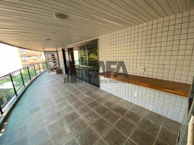 7 - Apartamento Jardim Botânico, Rio de Janeiro, RJ À Venda, 3 Quartos, 231m² - JA41053 - 8