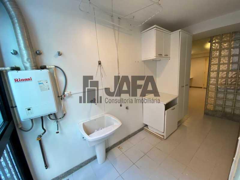 25 - Apartamento Jardim Botânico, Rio de Janeiro, RJ À Venda, 3 Quartos, 231m² - JA41053 - 26