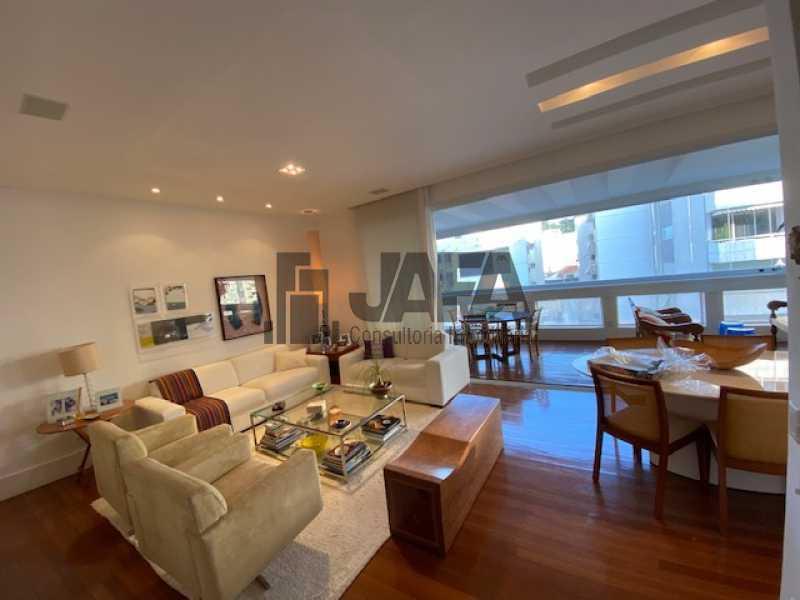 1 - Apartamento Leblon, Rio de Janeiro, RJ À Venda, 3 Quartos, 165m² - JA31428 - 1