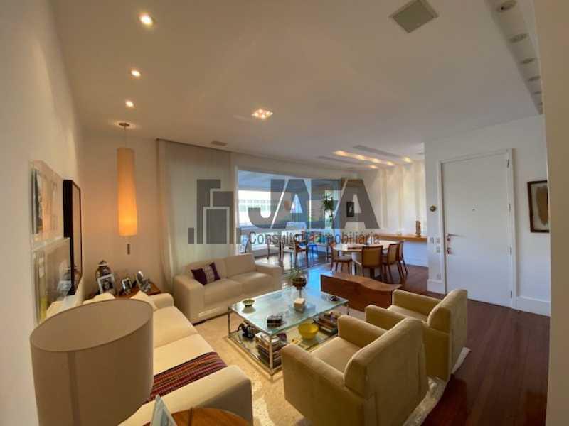 2 - Apartamento Leblon, Rio de Janeiro, RJ À Venda, 3 Quartos, 165m² - JA31428 - 3