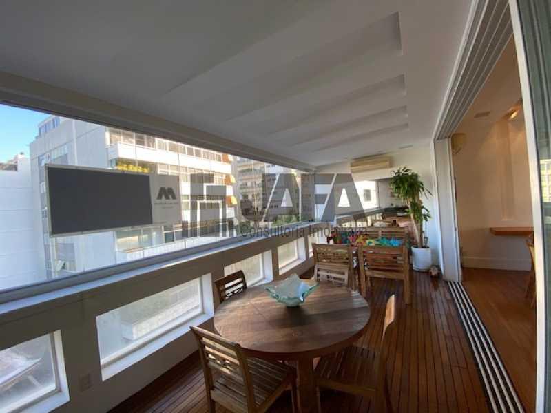 3 - Apartamento Leblon, Rio de Janeiro, RJ À Venda, 3 Quartos, 165m² - JA31428 - 4