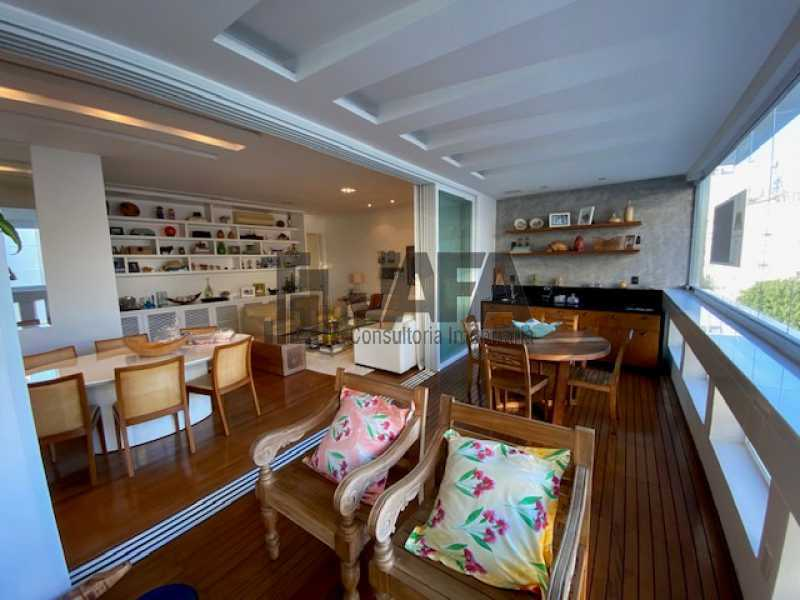 4 - Apartamento Leblon, Rio de Janeiro, RJ À Venda, 3 Quartos, 165m² - JA31428 - 5