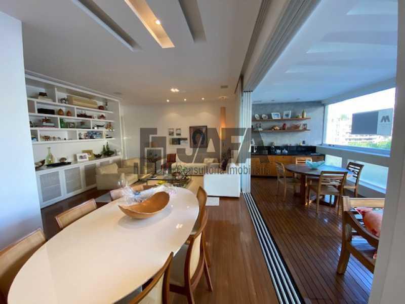 5 - Apartamento Leblon, Rio de Janeiro, RJ À Venda, 3 Quartos, 165m² - JA31428 - 6