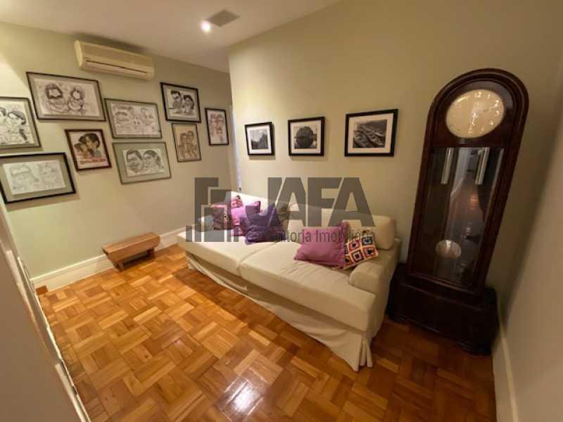 8 - Apartamento Leblon, Rio de Janeiro, RJ À Venda, 3 Quartos, 165m² - JA31428 - 9