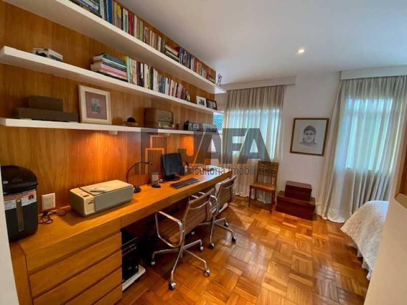 14 - Apartamento Leblon, Rio de Janeiro, RJ À Venda, 3 Quartos, 165m² - JA31428 - 15