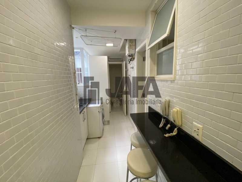 22 - Apartamento Leblon, Rio de Janeiro, RJ À Venda, 3 Quartos, 165m² - JA31428 - 23