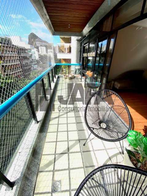 5 - Cobertura 2 quartos à venda Ipanema, Rio de Janeiro - R$ 3.900.000 - JA50464 - 5
