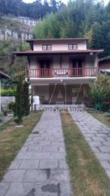 01 - Casa em Condomínio 4 quartos à venda Posse, Teresópolis - R$ 1.500.000 - JA60101 - 1
