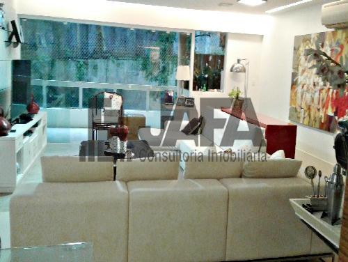FOTO2 - Apartamento 4 quartos à venda Leblon, Rio de Janeiro - R$ 3.150.000 - JA40904 - 3