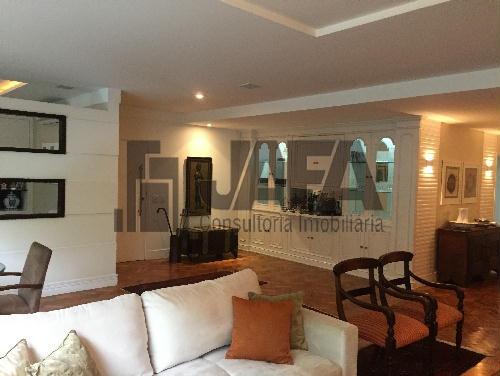 FOTO2 - Apartamento 4 quartos à venda Leblon, Rio de Janeiro - R$ 5.980.000 - JA40906 - 3