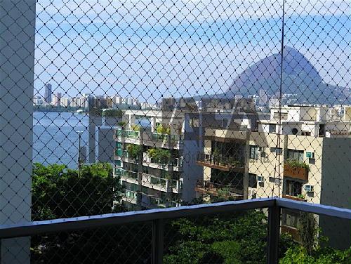 FOTO1 - Apartamento Lagoa,Rio de Janeiro,RJ À Venda,4 Quartos,270m² - JA40918 - 1