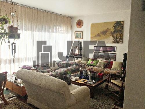 FOTO1 - Apartamento 4 quartos à venda Leblon, Rio de Janeiro - R$ 3.500.000 - JA40925 - 1