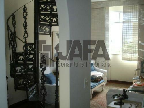SALA COM ESCADA - Cobertura Ipanema,Rio de Janeiro,RJ À Venda,4 Quartos,262m² - JA50244 - 1