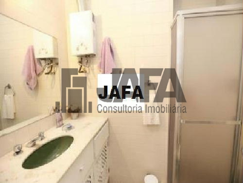 BANHEIRO SOCIAL - Cobertura Leblon,Rio de Janeiro,RJ À Venda,3 Quartos,264m² - JA50331 - 7