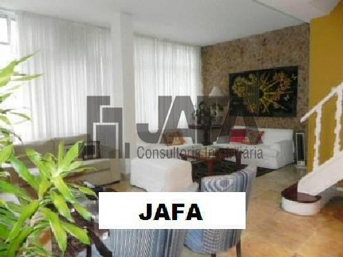 SALA 1.2 - Cobertura Leblon,Rio de Janeiro,RJ À Venda,3 Quartos,264m² - JA50331 - 3