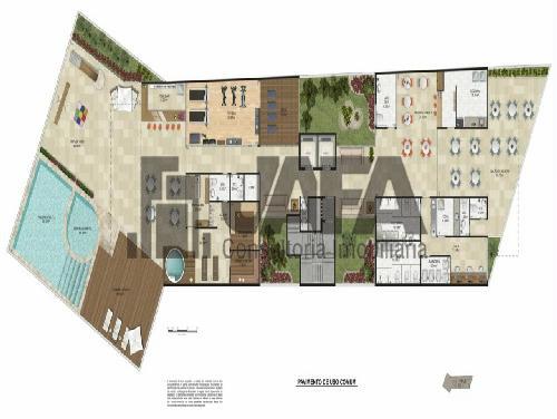 FOTO9 - Cobertura 2 quartos à venda Leblon, Rio de Janeiro - R$ 3.700.000 - JA50350 - 10
