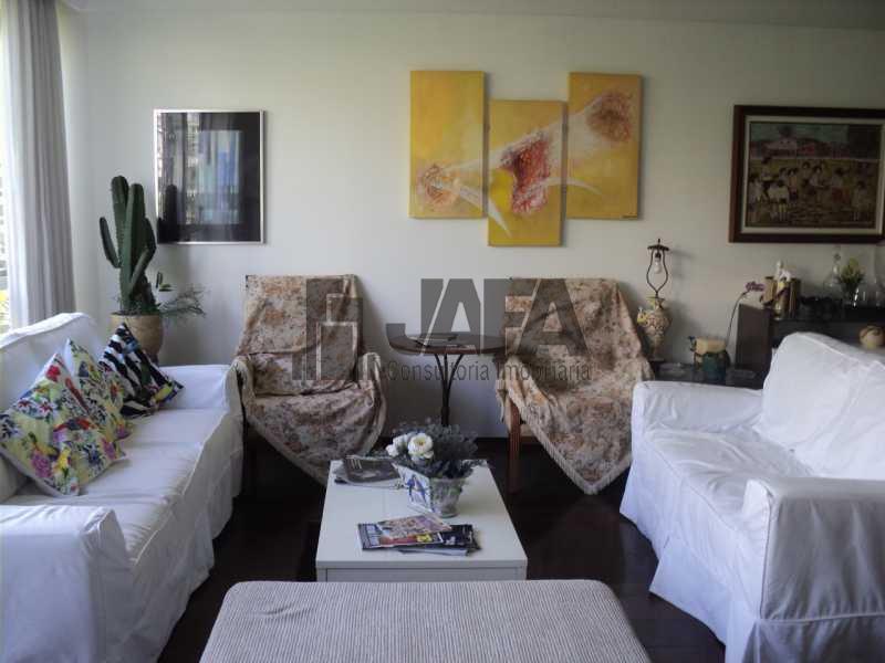 01. - Cobertura 4 quartos à venda Ipanema, Rio de Janeiro - R$ 8.500.000 - JA50404 - 1