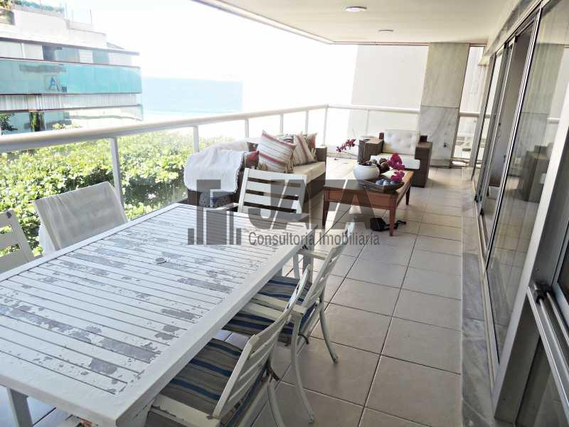 01 - Apartamento À VENDA, Ipanema, Rio de Janeiro, RJ - JA40955 - 1