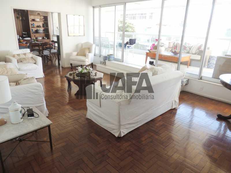 04 - Apartamento À VENDA, Ipanema, Rio de Janeiro, RJ - JA40955 - 5