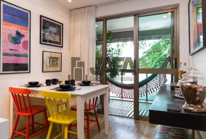 01 - Apartamento 2 quartos à venda Botafogo, Rio de Janeiro - R$ 1.050.000 - JA20492 - 1