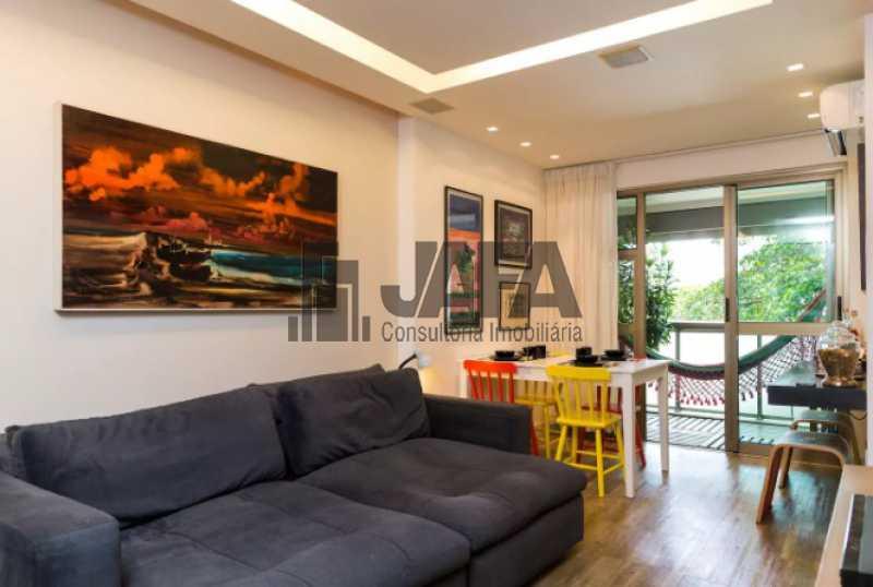 02 - Apartamento 2 quartos à venda Botafogo, Rio de Janeiro - R$ 1.050.000 - JA20492 - 3
