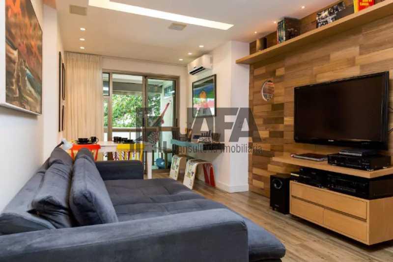 03 - Apartamento 2 quartos à venda Botafogo, Rio de Janeiro - R$ 1.050.000 - JA20492 - 4