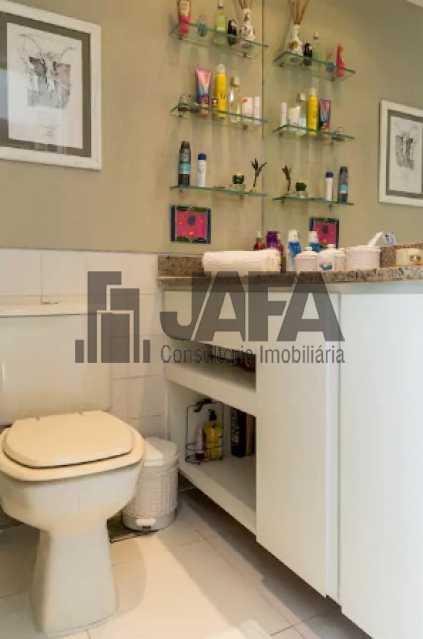 11 - Apartamento 2 quartos à venda Botafogo, Rio de Janeiro - R$ 1.050.000 - JA20492 - 12