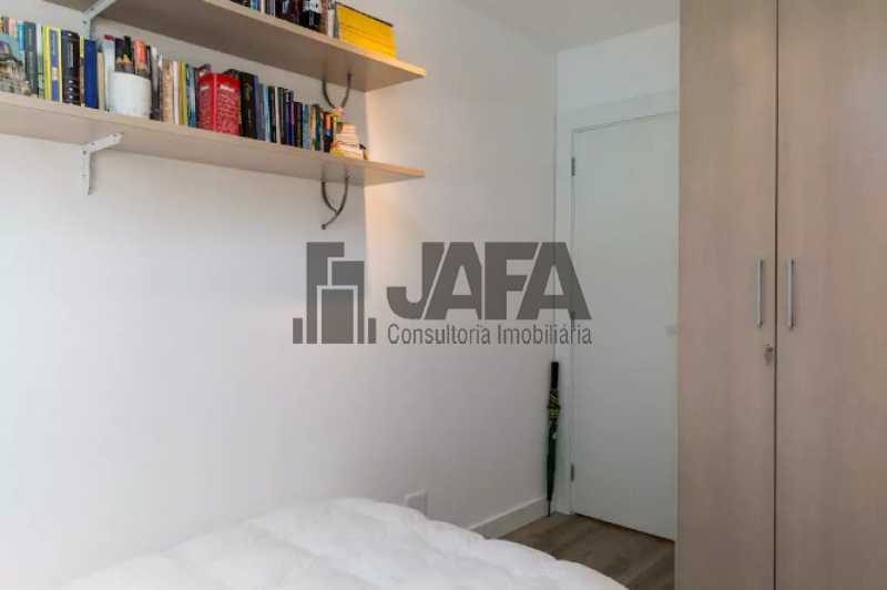 14 - Apartamento 2 quartos à venda Botafogo, Rio de Janeiro - R$ 1.050.000 - JA20492 - 15