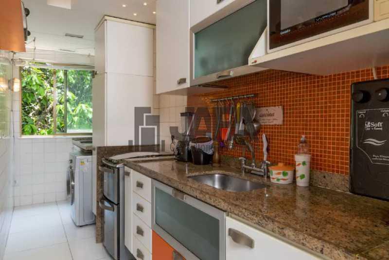 17 - Apartamento 2 quartos à venda Botafogo, Rio de Janeiro - R$ 1.050.000 - JA20492 - 18