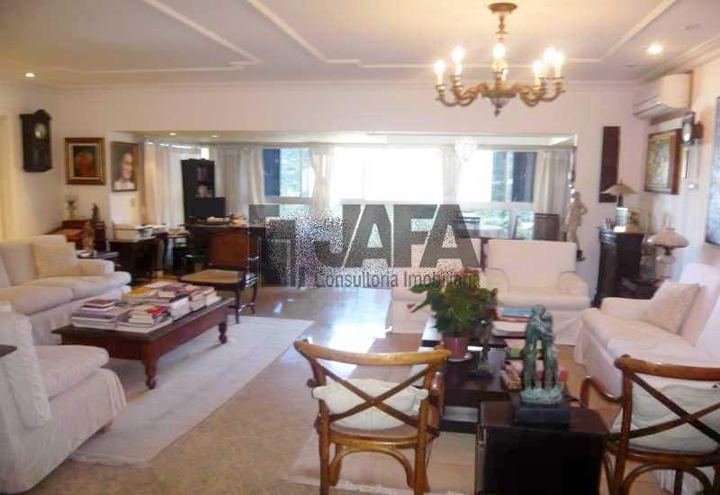 03 - Apartamento 5 quartos à venda Gávea, Rio de Janeiro - R$ 2.800.000 - JA40960 - 4