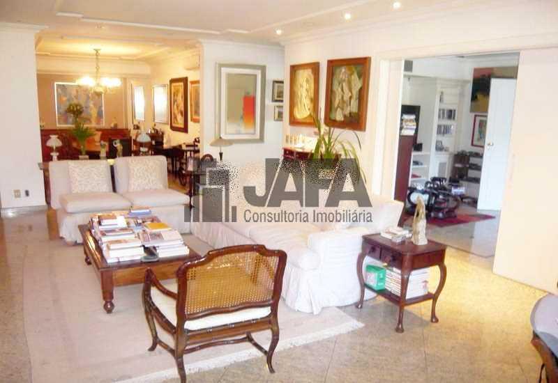 04 - Apartamento 5 quartos à venda Gávea, Rio de Janeiro - R$ 2.800.000 - JA40960 - 5