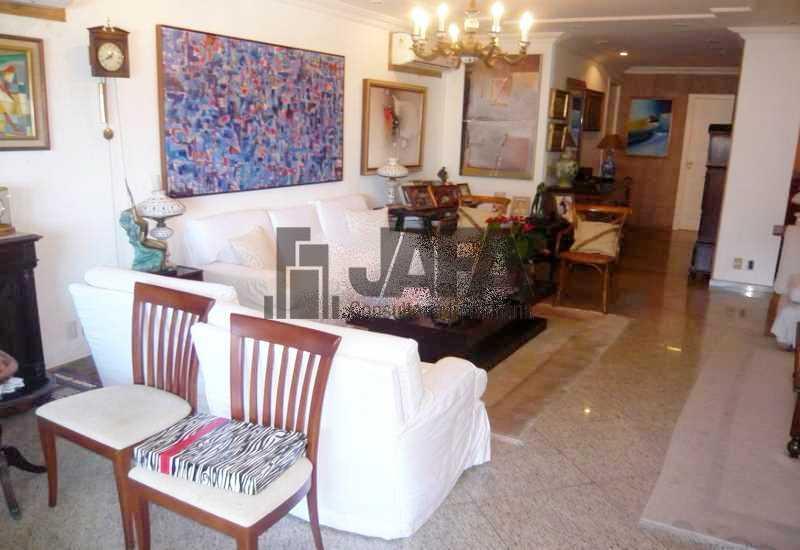 05 - Apartamento 5 quartos à venda Gávea, Rio de Janeiro - R$ 2.800.000 - JA40960 - 6