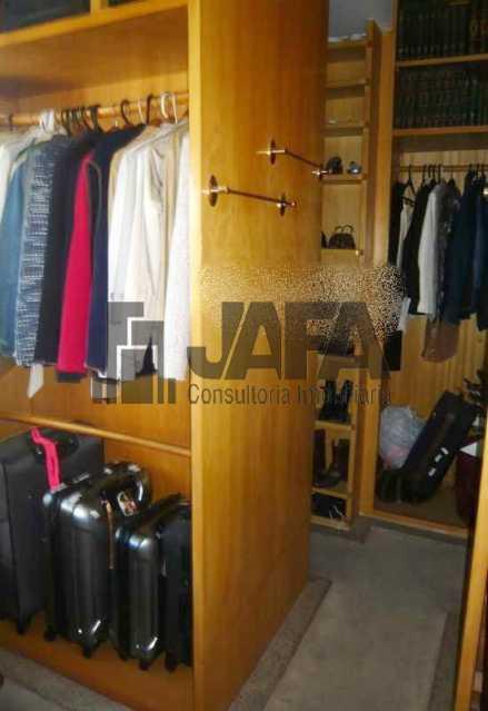 12 - Apartamento 5 quartos à venda Gávea, Rio de Janeiro - R$ 2.800.000 - JA40960 - 13