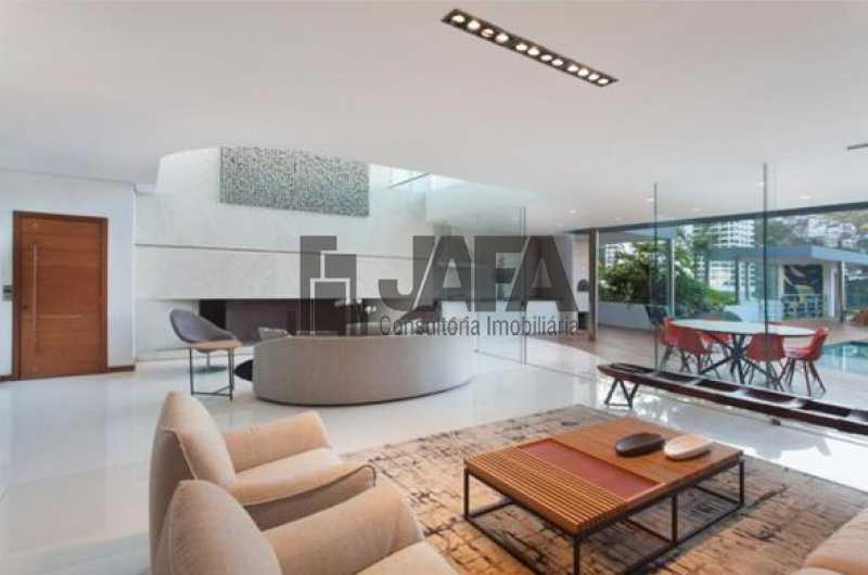 01 - Casa em Condominio Vidigal,Rio de Janeiro,RJ À Venda,4 Quartos,1000m² - JA60093 - 1