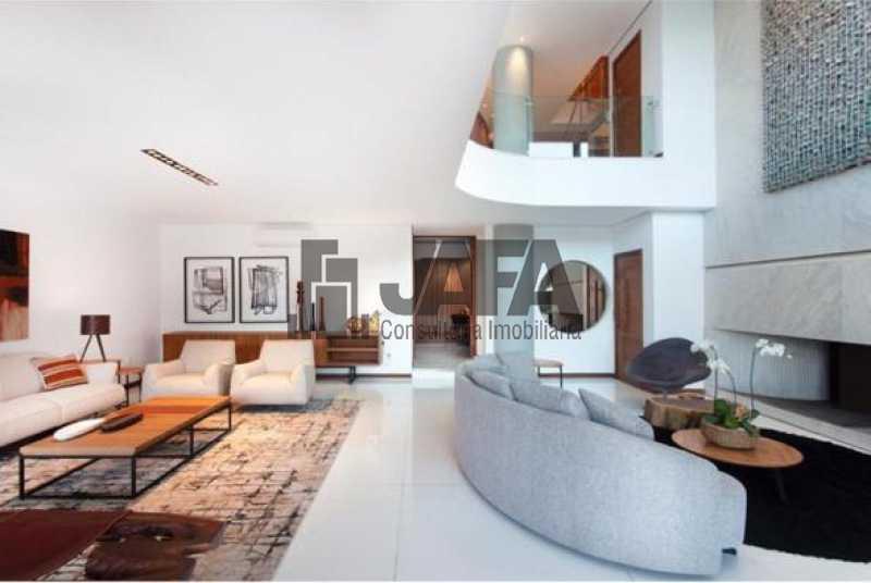 02 - Casa em Condominio Vidigal,Rio de Janeiro,RJ À Venda,4 Quartos,1000m² - JA60093 - 3