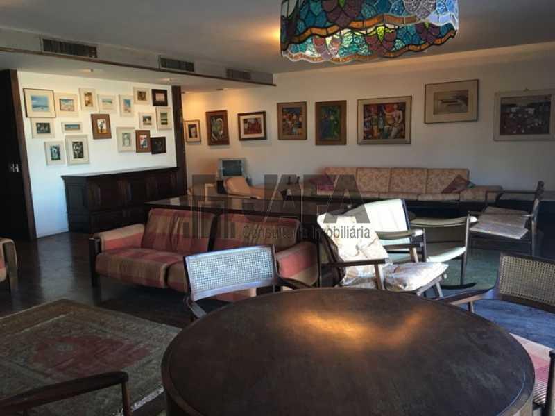 01 - Apartamento 4 quartos à venda Ipanema, Rio de Janeiro - R$ 12.500.000 - JA40967 - 1