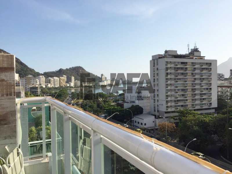 02 - Cobertura Jardim Botânico,Rio de Janeiro,RJ À Venda,3 Quartos,263m² - JA50422 - 3