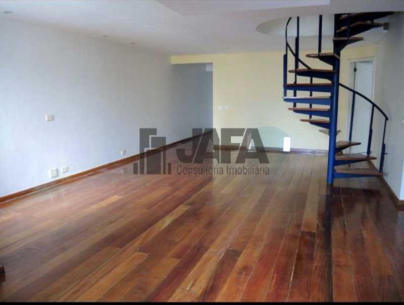02 - Cobertura 3 quartos à venda Leblon, Rio de Janeiro - R$ 4.800.000 - JA50423 - 3