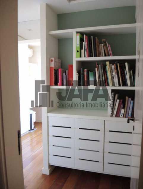 11 - Cobertura 3 quartos à venda Leblon, Rio de Janeiro - R$ 4.800.000 - JA50423 - 12