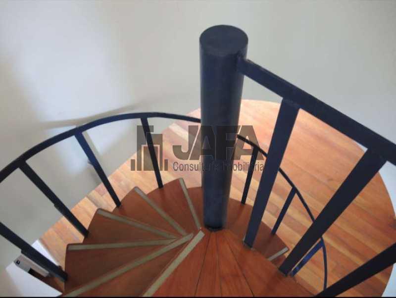 16 - Cobertura 3 quartos à venda Leblon, Rio de Janeiro - R$ 4.800.000 - JA50423 - 17