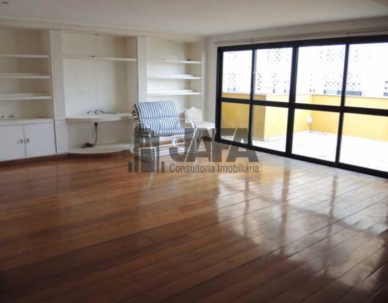 17 - Cobertura 3 quartos à venda Leblon, Rio de Janeiro - R$ 4.800.000 - JA50423 - 18